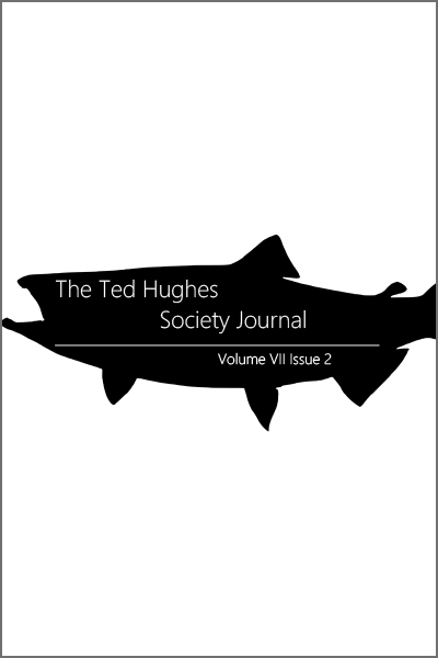 Ted Hughes: Etiquette of the Uncanny, Essay by Martin Shaw