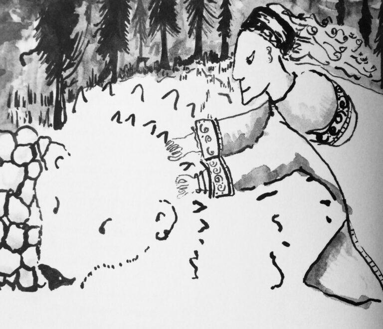 Valemon and the Wild Third Daughter