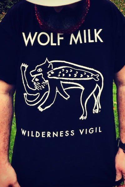 Wolf Milk Wilderness Vigil T-Shirt